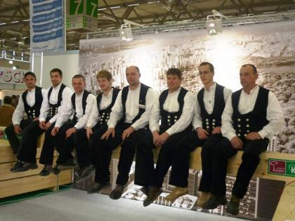 Dach und Holz International in Köln 2010